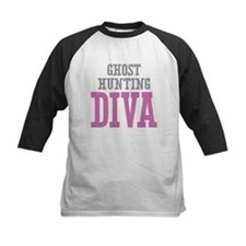 Ghost Hunting DIVA Baseball Jersey