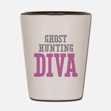 Ghost Hunting DIVA Shot Glass