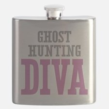 Ghost Hunting DIVA Flask