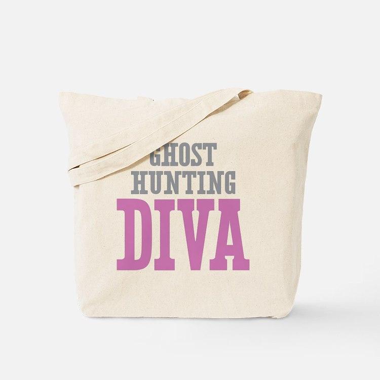 Ghost Hunting DIVA Tote Bag