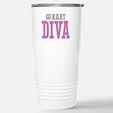 Go-Kart DIVA Stainless Steel Travel Mug