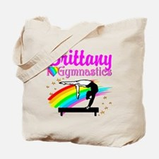 LOVELY GYMNAST Tote Bag