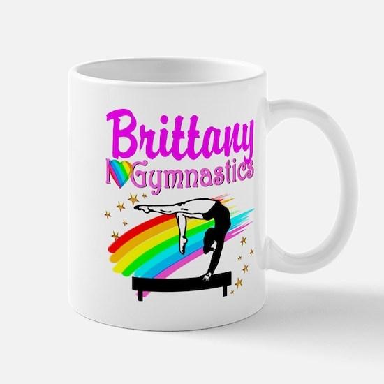 LOVELY GYMNAST Mug