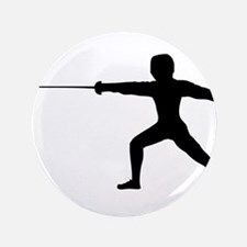 Guy Fencer Button