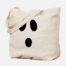 Cool Ghost Tote Bag