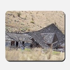 Ghost Town Ruins Mousepad