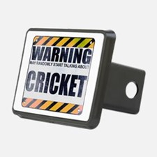 Warning: Cricket Hitch Cover