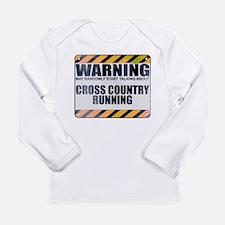 Warning: Cross Country Running Long Sleeve Infant