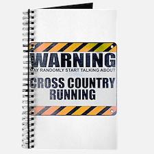 Warning: Cross Country Running Journal