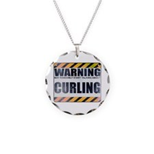 Warning: Curling Necklace