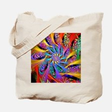 Spiral Regeneration Tote Bag