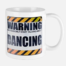 Warning: Dancing Mug