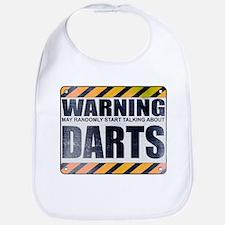 Warning: Darts Bib