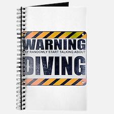 Warning: Diving Journal