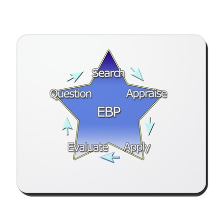 Evidence Based Practice Mousepad