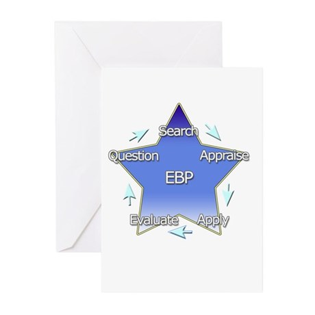 Evidence Based Practice Greeting Cards (Pk of 10)