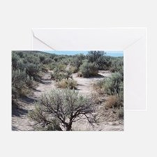 Oregon Trail Greeting Card