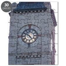 Clock Tower Puzzle