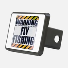 Warning: Fly Fishing Hitch Cover