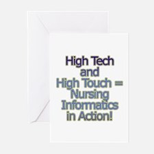 High Tech Greeting Cards (Pk of 10)