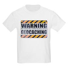 Warning: Geocaching T-Shirt