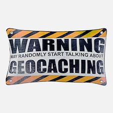 Warning: Geocaching Pillow Case