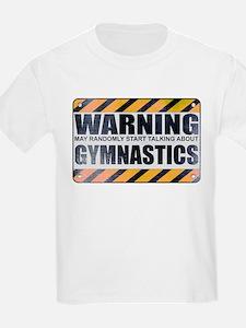 Warning: Gymnastics T-Shirt
