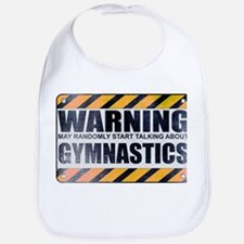 Warning: Gymnastics Bib