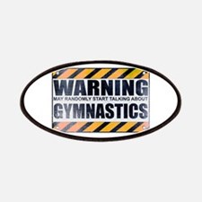 Warning: Gymnastics Patches