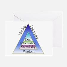 Data Triad Greeting Cards (Pk of 10)