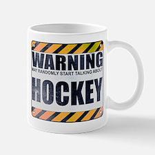 Warning: Hockey Mug