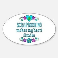 Scrapbooking Smiles Decal
