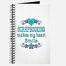 Scrapbooking Smiles Journal