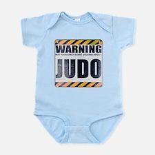 Warning: Judo Infant Bodysuit