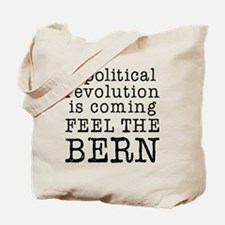 Feel the Bern Revolution Tote Bag