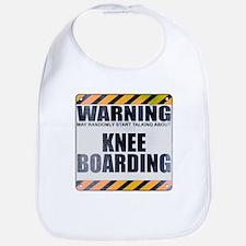 Warning: Knee Boarding Bib