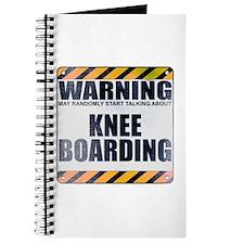 Warning: Knee Boarding Journal