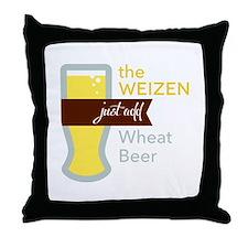 The Weizen Throw Pillow