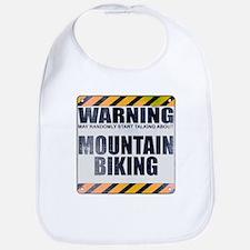 Warning: Mountain Biking Bib