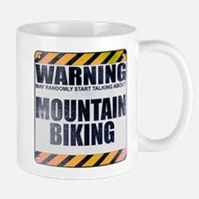Warning: Mountain Biking Mug