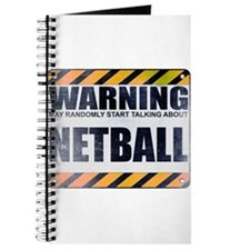 Warning: Netball Journal