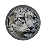 Leopards Wall Clocks