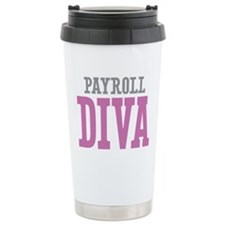 Payroll DIVA Travel Mug