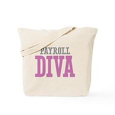 Payroll DIVA Tote Bag