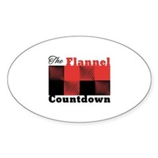 Flannel Countdown Decal