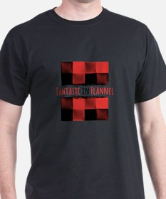 Fantastic Flannel T-Shirt