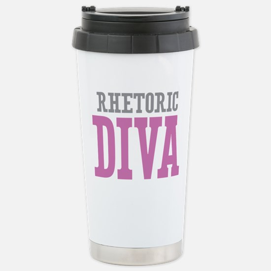 Rhetoric DIVA Stainless Steel Travel Mug