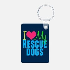 Rescue Dogs Keychains