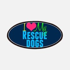 Rescue Dogs Patch