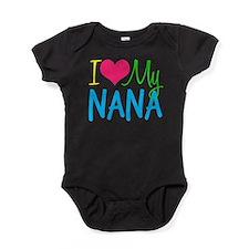 Nana Love Baby Bodysuit